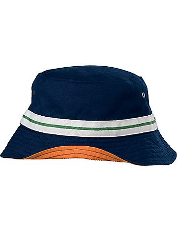 Reversible bucket hat. Blocks 95% of UVA UVB rays.  57a08d9e01d