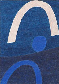 Pinturas De Alfredo Volpi Com Imagens Volpi Artistas