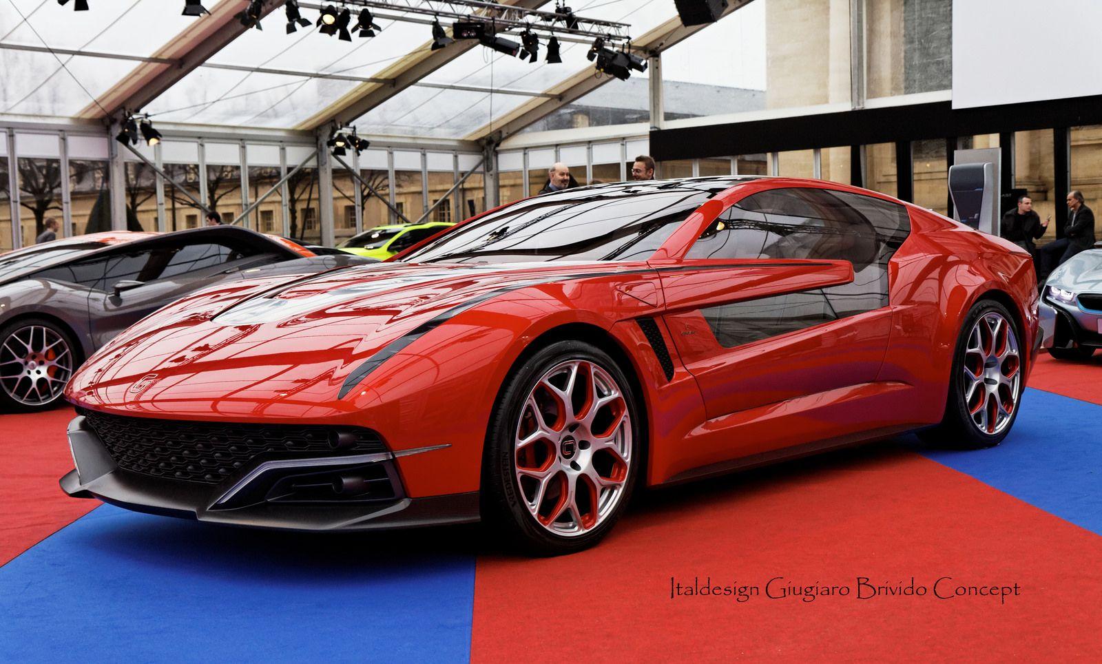 2013 Italdesign Giugiaro Brivido Concept | por 1GrandPooBah
