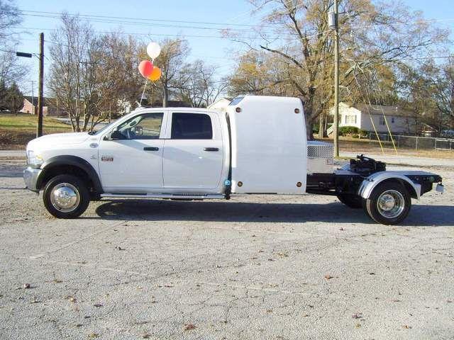 Dodge Ram 5500 2wd Sleeper Cars And Trucks Pinterest