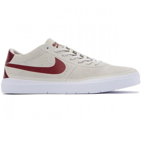 promo code f227a 6625d Nike SB Bruin Hyperfeel Shoes - Summit White Red White - 7.0