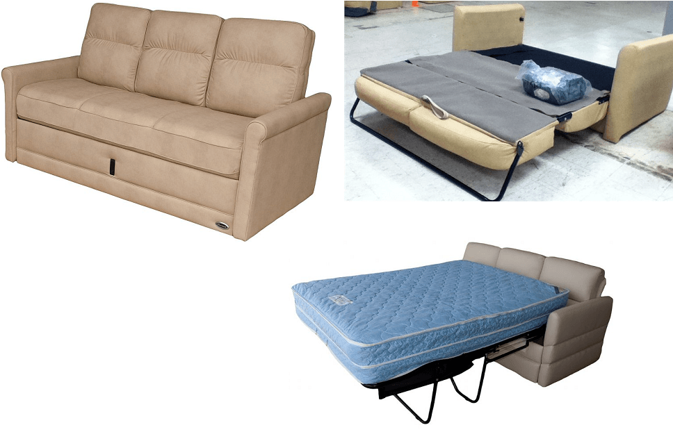 Rv Sofa Bed Replacement Guide With Ideas Let S Rv Rv Sofa Bed Hide A Bed Couch Hidden Bed