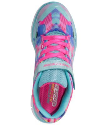 ee222c65d6b8 Skechers Little Girls  Skech Appeal 2.0 - Color Me Casual Sneakers from  Finish Line - MULTI 1.5