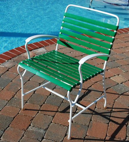 Patio Pool Outdoor Furniture Vinyl Strapping Webbing Replacements Metal Patio Furniture Patio Chairs Diy Metal Patio Chairs