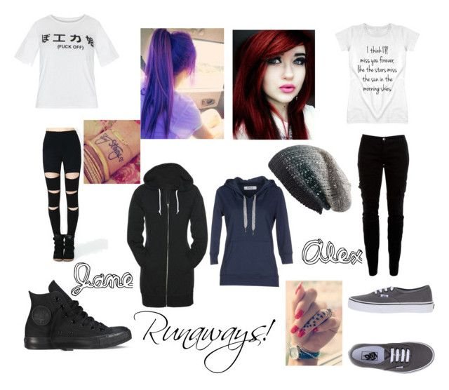 """For My Story"" by imbored-477 ❤ liked on Polyvore featuring Joie, Vans, Michael Stars, Converse and ONLY"