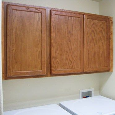 Installing Laundry Room Storage Cabinets Is Very Straightforward And Inexpensive Project That Can Definitely Be Completed