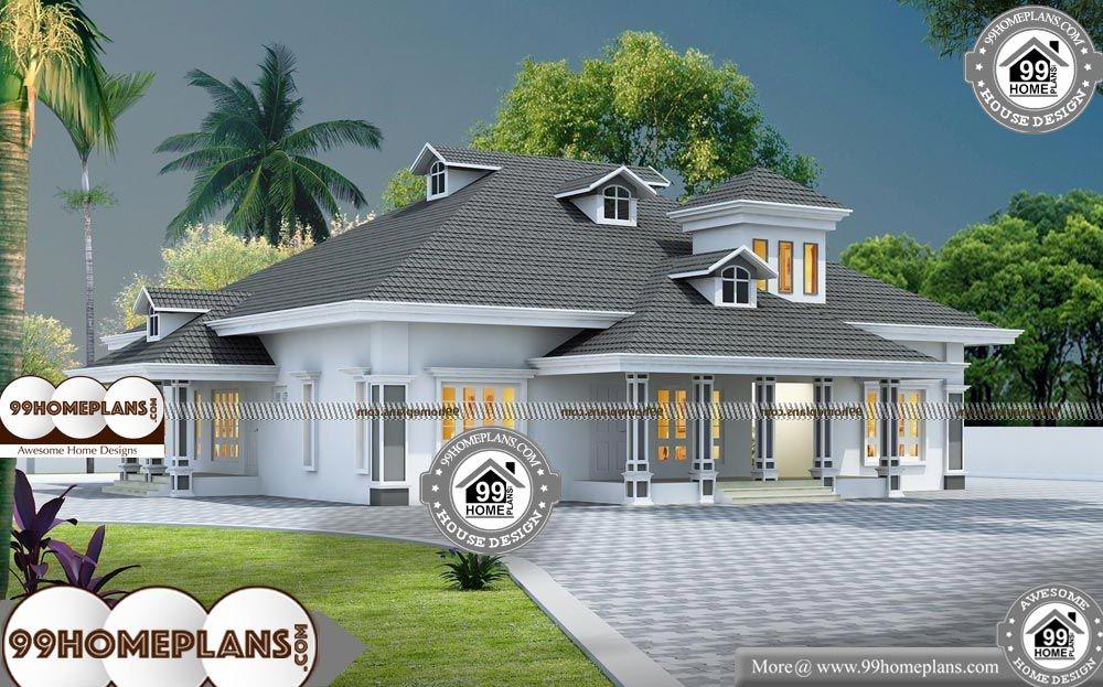 1 Level Home Plans - Single Story 2950 sqft-Home house Pinterest