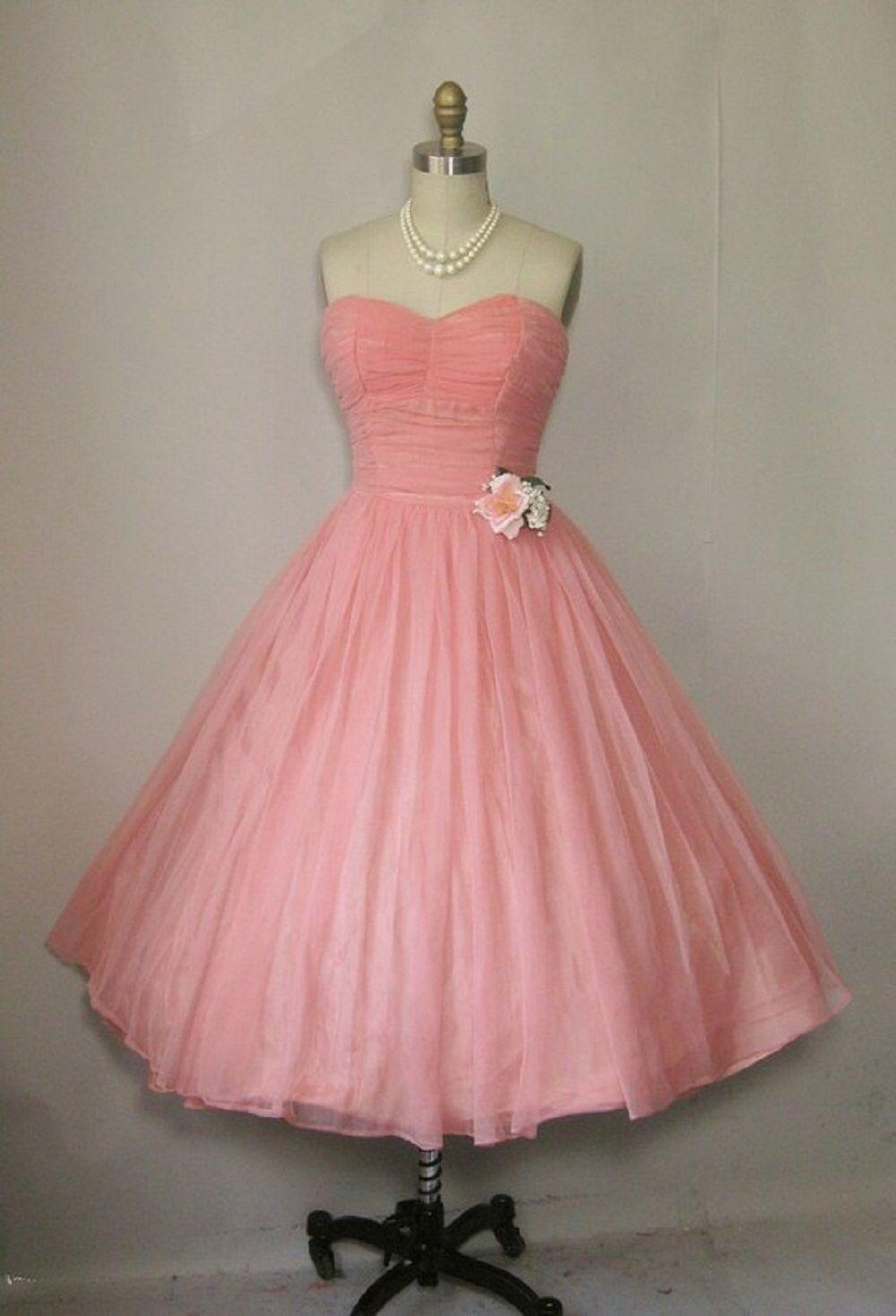 Dancing Queen Prom Dresses Vintage Vintage 1950s Dresses Vintage 1950s Dresses Parties [ 1468 x 1000 Pixel ]