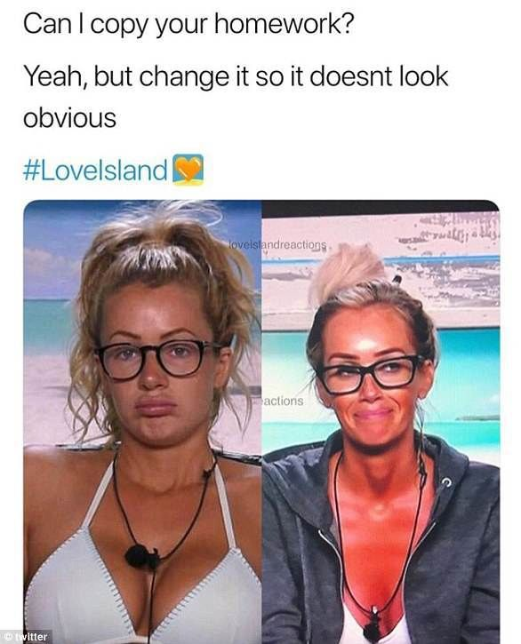 Click The Link For More Love Island Memes Love Island 2018 Love Island 10 Funniest