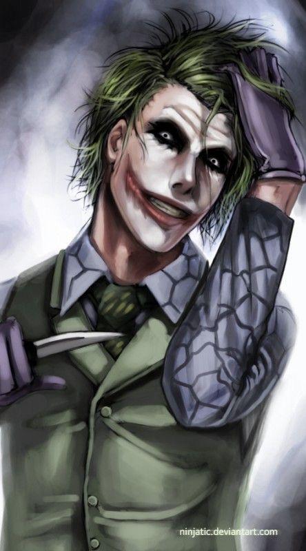 76 Foto Gambar Anime Joker Keren Paling Baru