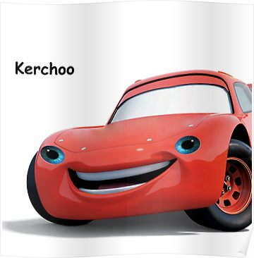 Kerchoo Poster By Ryantoday With Images Funny Pictures Funny
