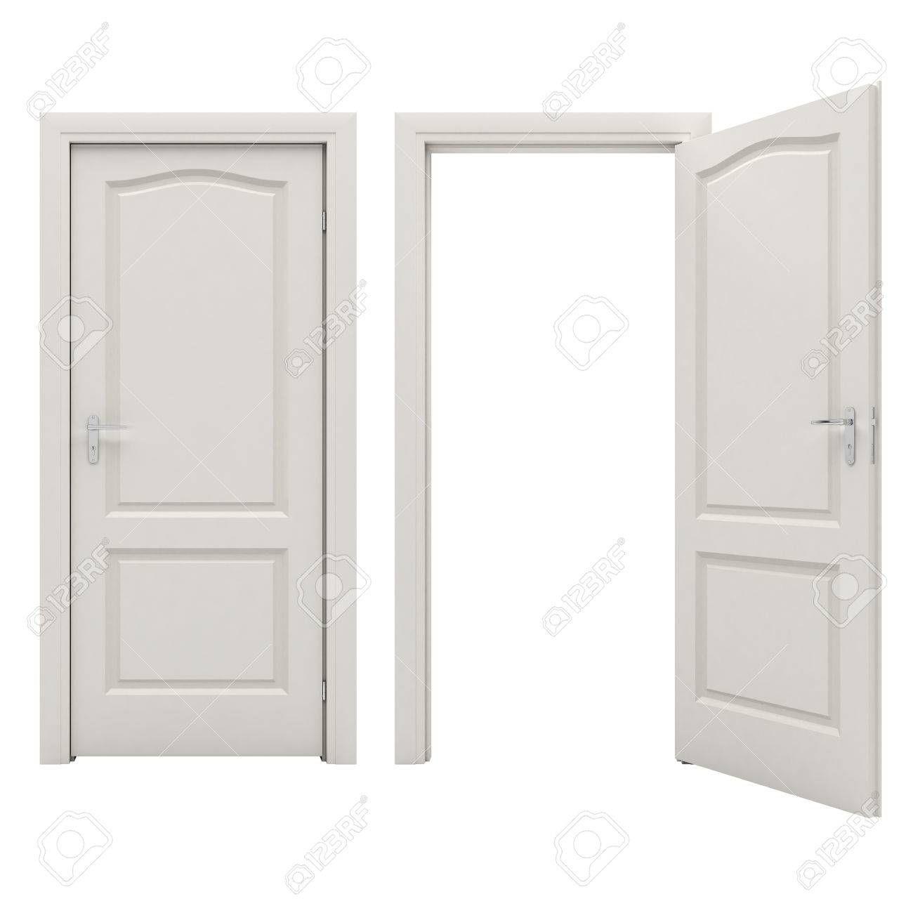 Open White Door Stock Photo Affiliate White Open Door Photo Stock Decor Home Furniture