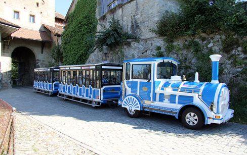 petit train ,Fribourg