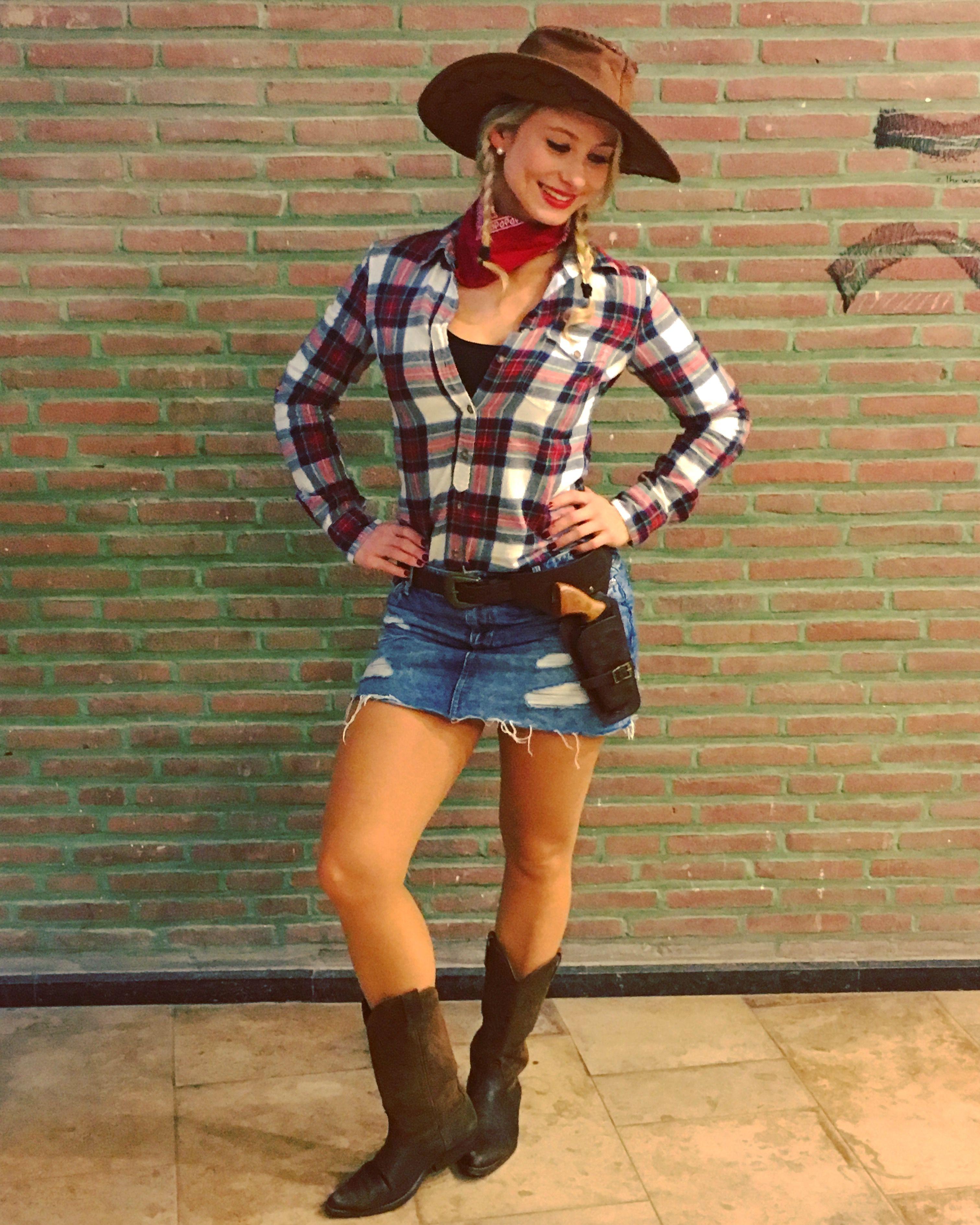 Cowgirl Kostüm :) #cowboysandcowgirls