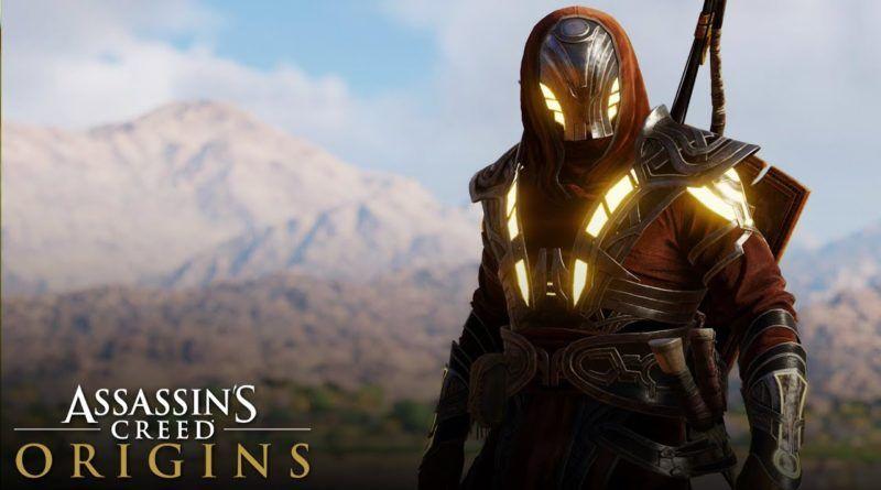 Assassin S Creed Origins How To Unlock Secret Legendary Outfit