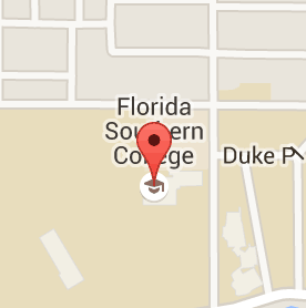 Florida Southern College Map.Map Of Florida Southern College Isabelita Pinterest Florida