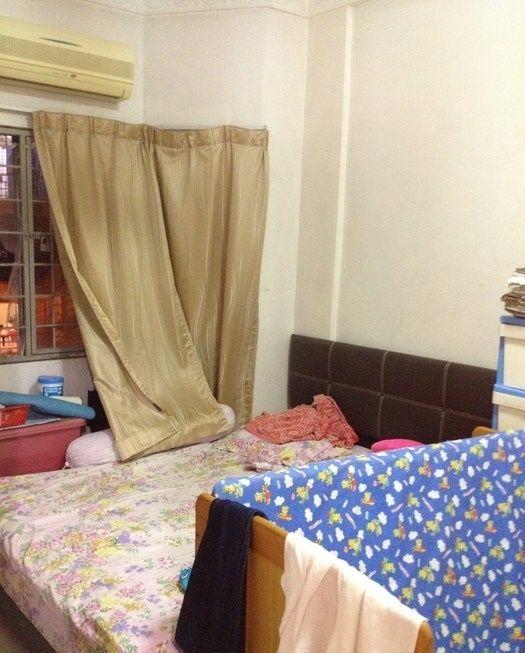 Kenari Court Pandan Ruang Tamu Dapur Bilik Tidur Air Dengan
