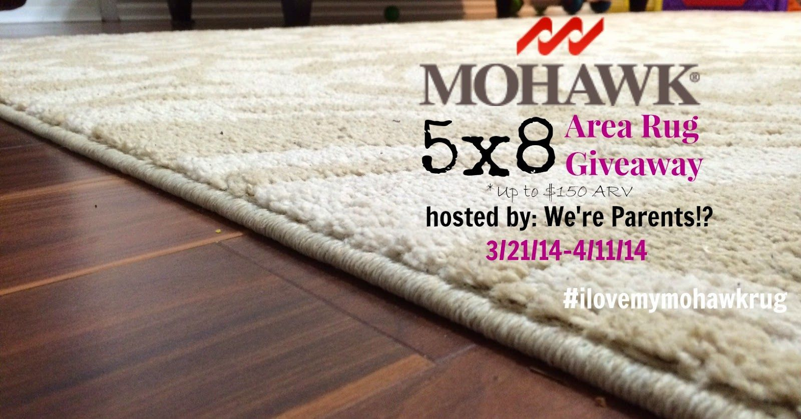 Housewife on a Mission: Mohawk Rugs {Giveaway}!