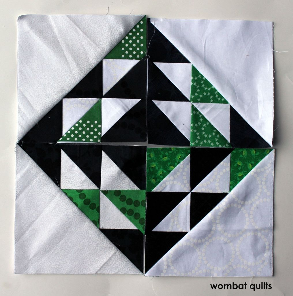 Do Good Stitches block layout