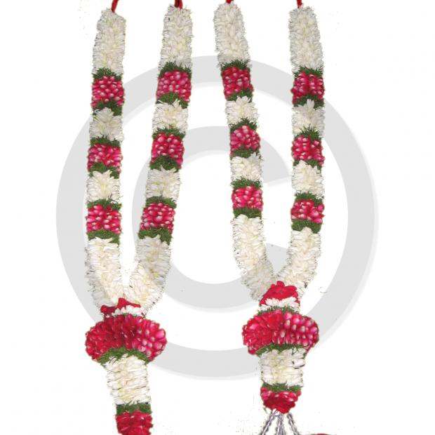 Flower Garlands For Weddings: Flowers By Weddingsonline India