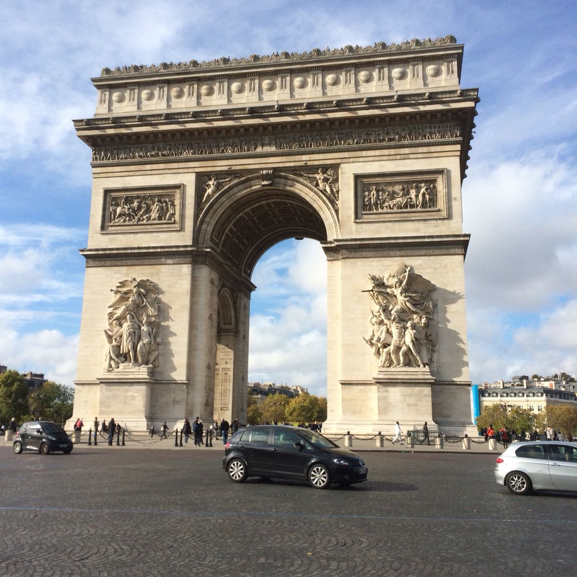 Arc de Triomph Paris