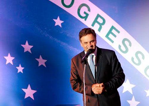 """PORTAL JORGE GONDIM: POLÍTICA - """"O Brasil sabe que pode contar com o PS...Aécio destacou que """"as diferentes crises que atingem o Brasil"""
