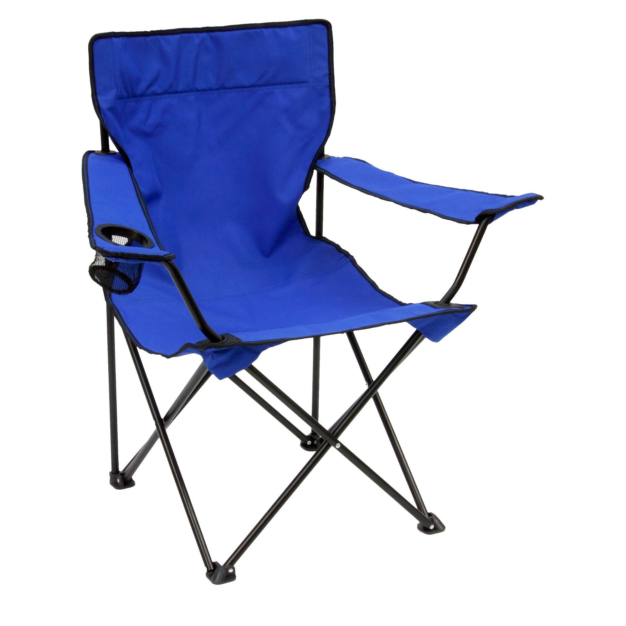 Mac Sports Bazaar Folding Arm Chair Blue Products
