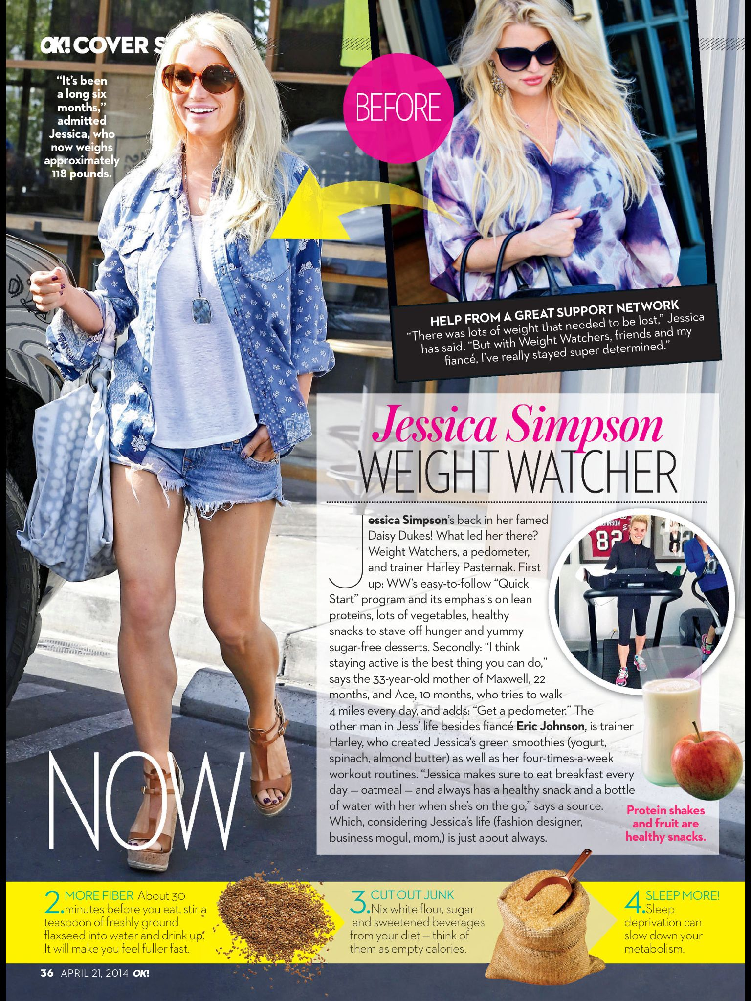 94b50cd34dfab Jessica Simpson - If her story isn't inspiration, I don't know what is.
