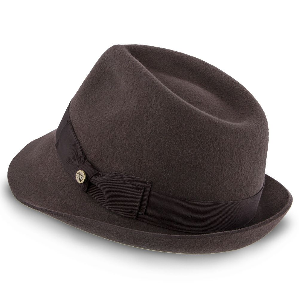 Walrus Hats Downtown Brown Linen Ivy Cap