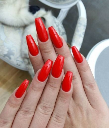 Photo of Nails design red and black style 29+ Ideas