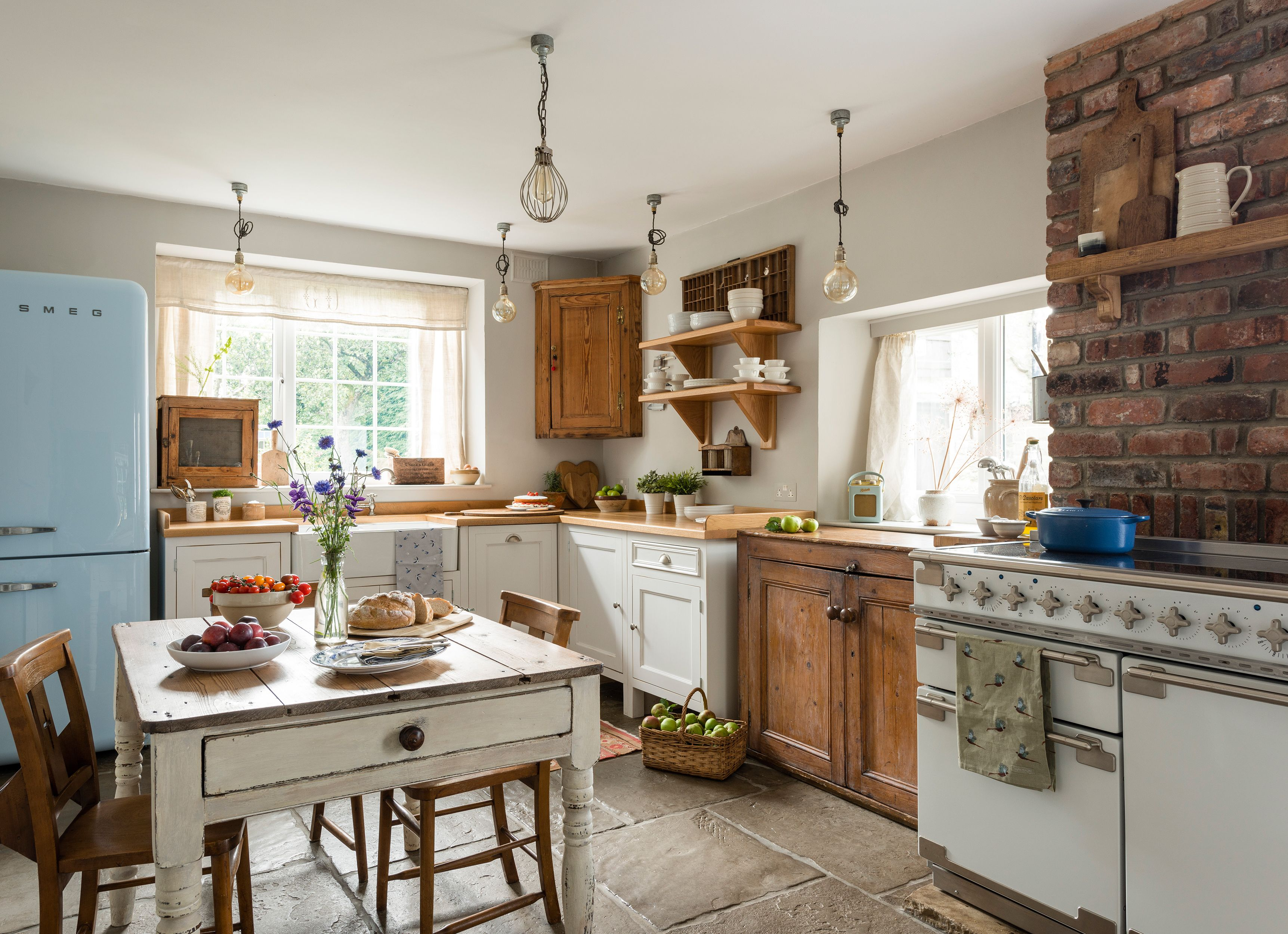 real home transformation a lovingly restored yorkshire cottage with classic country interiors on kitchen interior classic id=51551