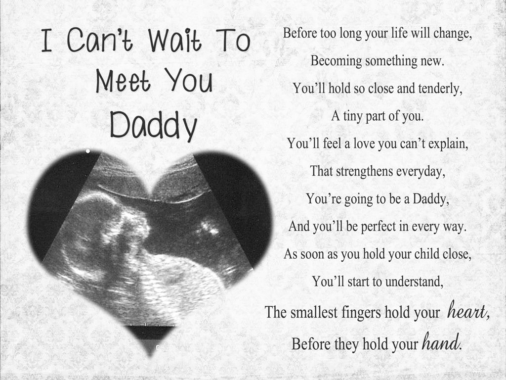 Image Result For Daddy I Cant Wait To Meet You Quotes Daddy