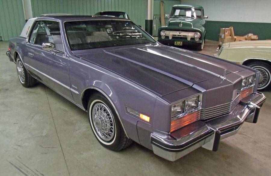 1982 Oldsmobile Toronado Brougham Maintenance/restoration