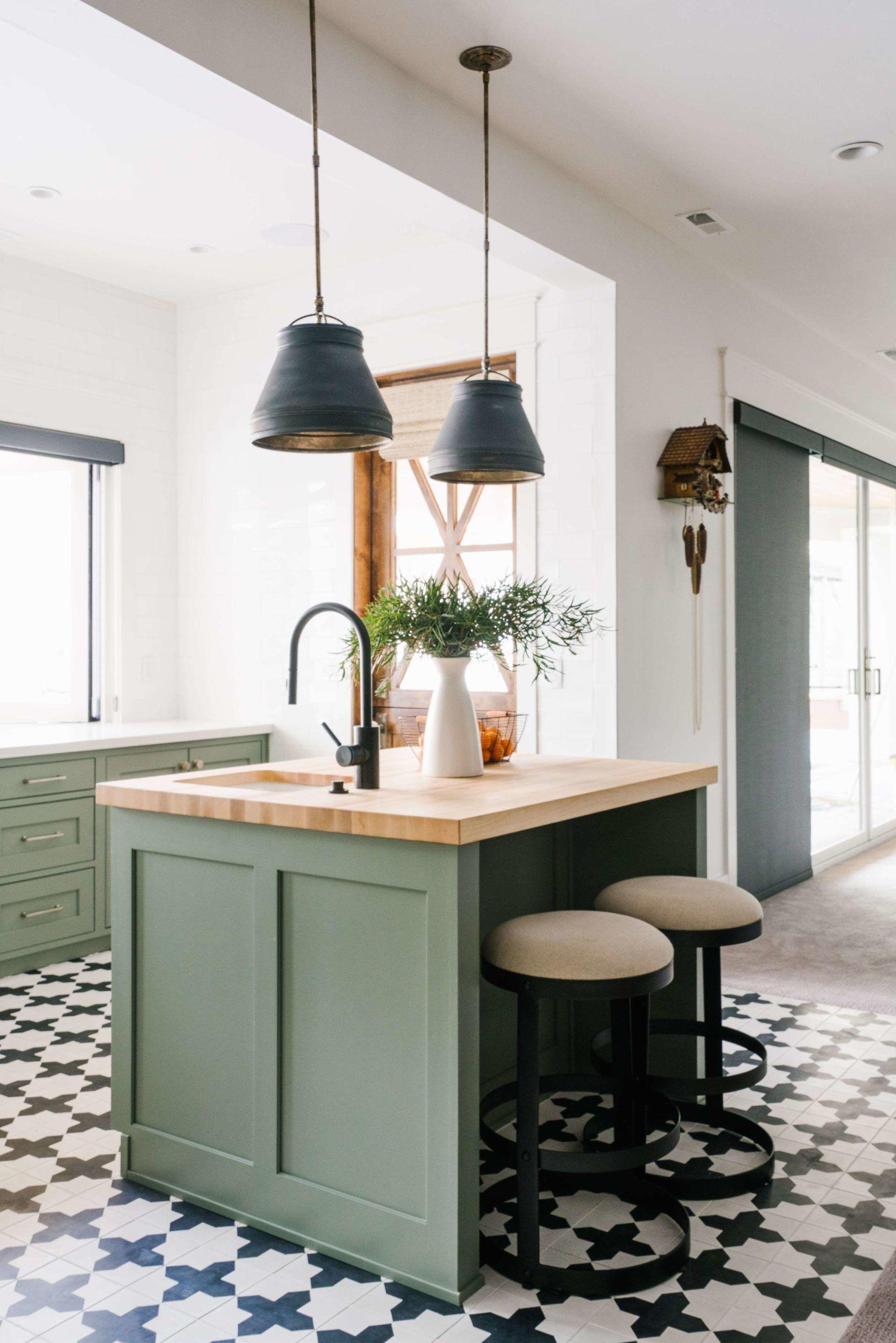 kaysville new build house of jade interiors in 2020 modern kitchen flooring kitchen on kitchen interior tiles id=81327