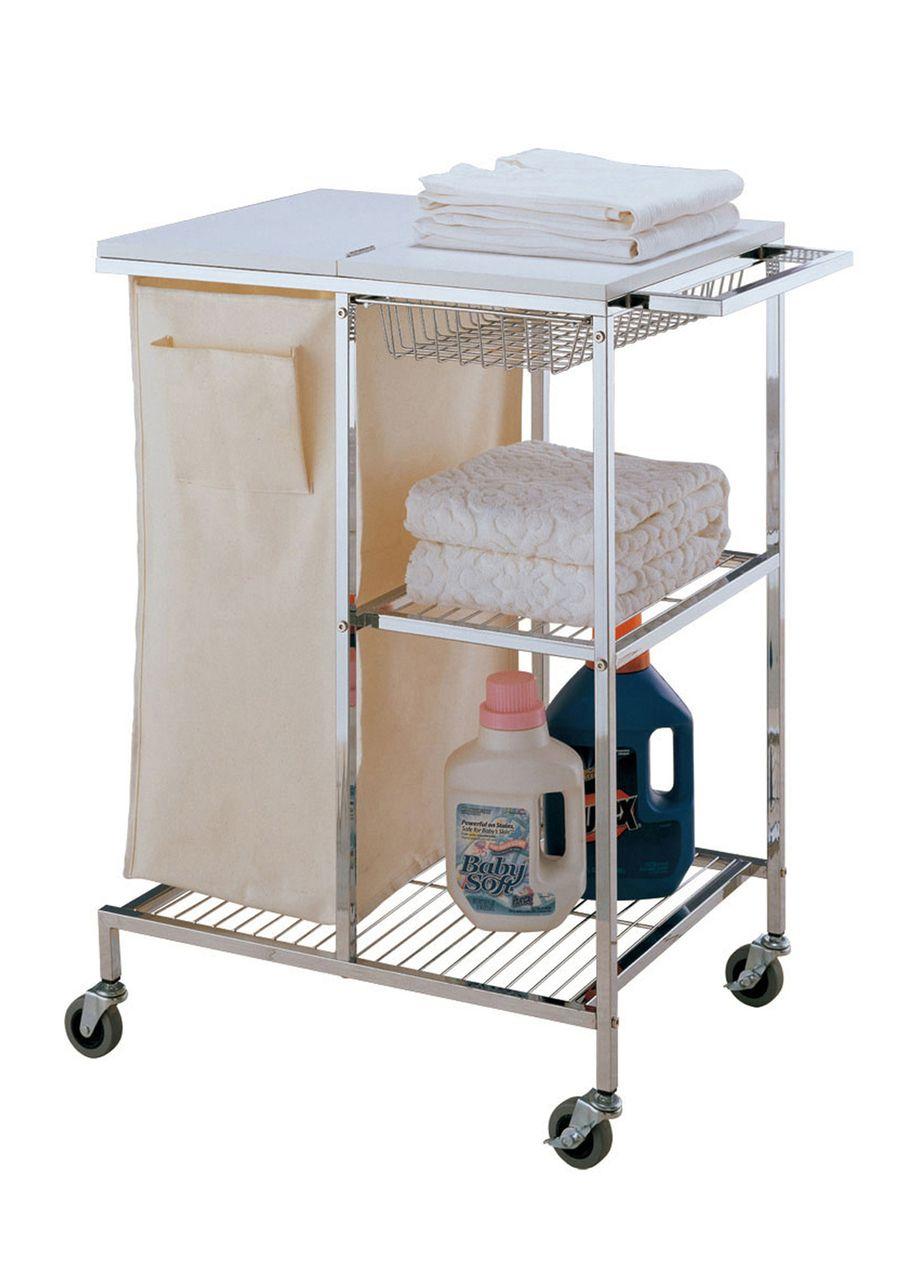 Organize It All Laundry Station Laundry Station Laundry Room