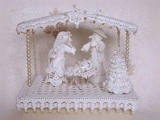 Amigurumi Navidad Nacimiento : Nacimiento tejido manualidades nacimiento pesebre