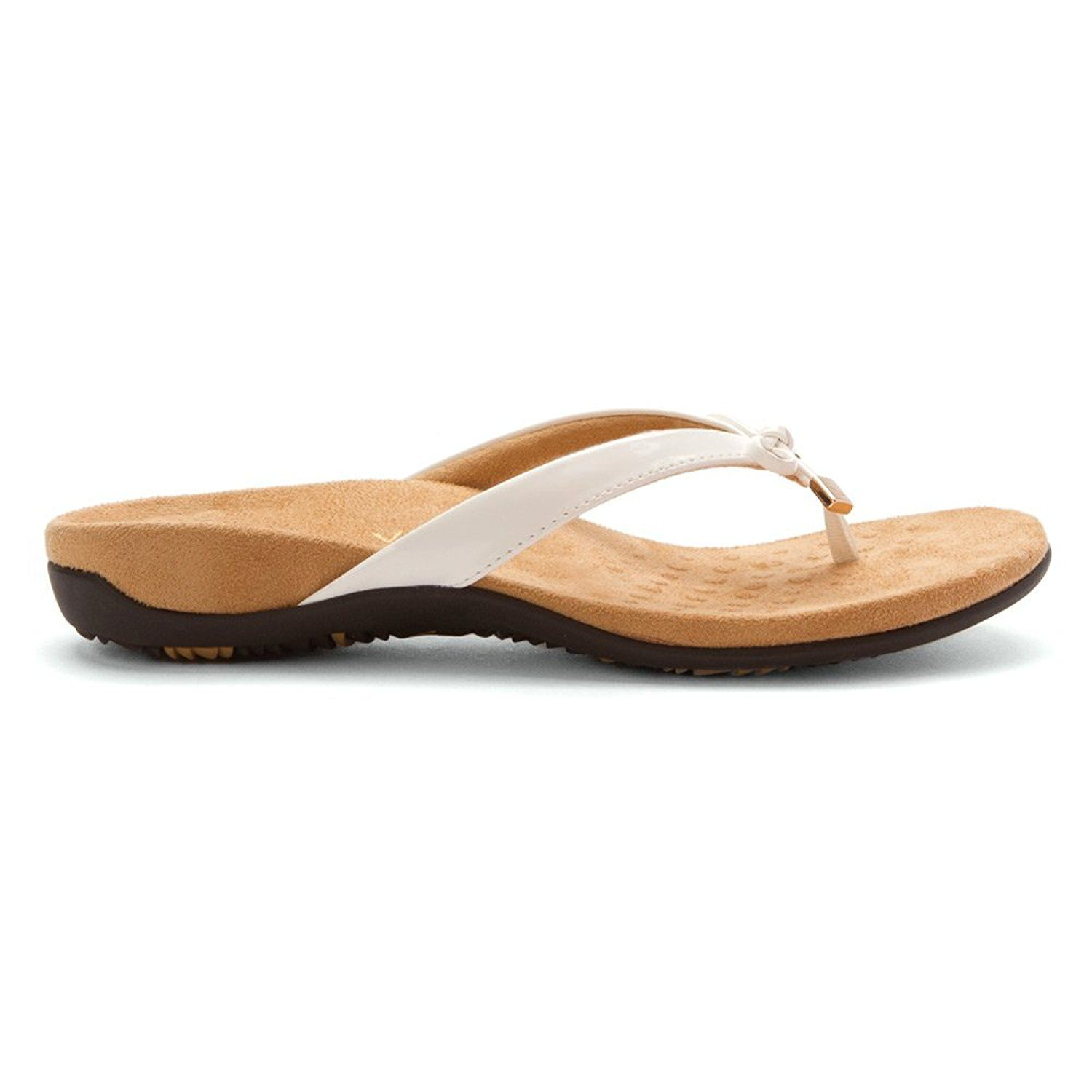 6fd8ccd0f17 Vionic Womens Bella II Sandal White Size 10   Want to know more ...