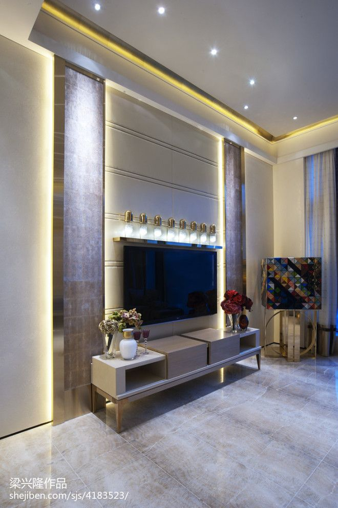 Lcd Panel Design Interior: Modern Tv Units, Living Room Tv Unit, Modern