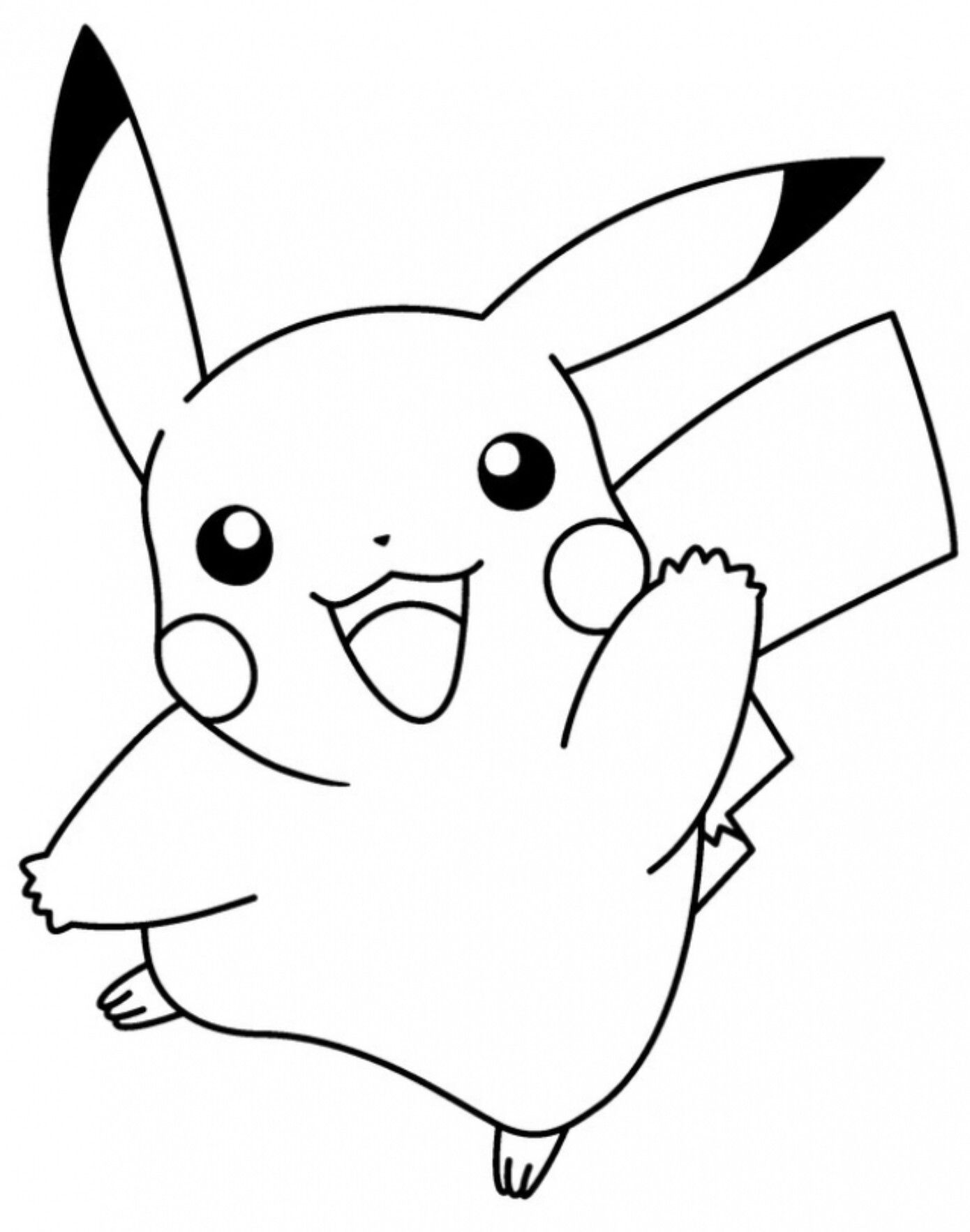 Pin by Vanja Radovic on bojanka Pikachu drawing Pokemon