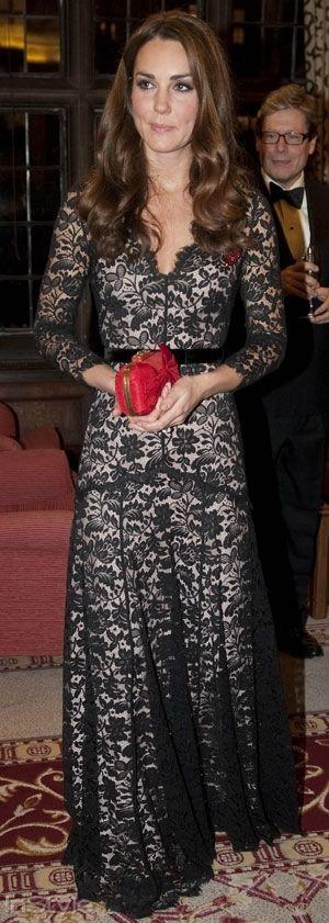 Kate Middleton Bu Elbiseyi Çok Seviyor!