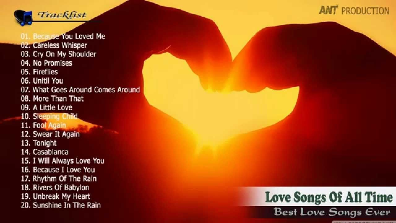 Love Songs Collection Non Stop Best Love Songs English Playlist