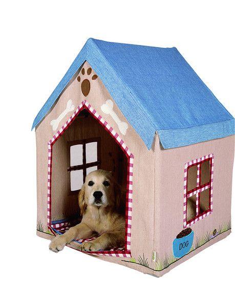 Dog House Fabric Dog Kennel Dog House Portable Dog Kennels