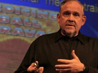 Larry Brilliant wants to stop pandemics