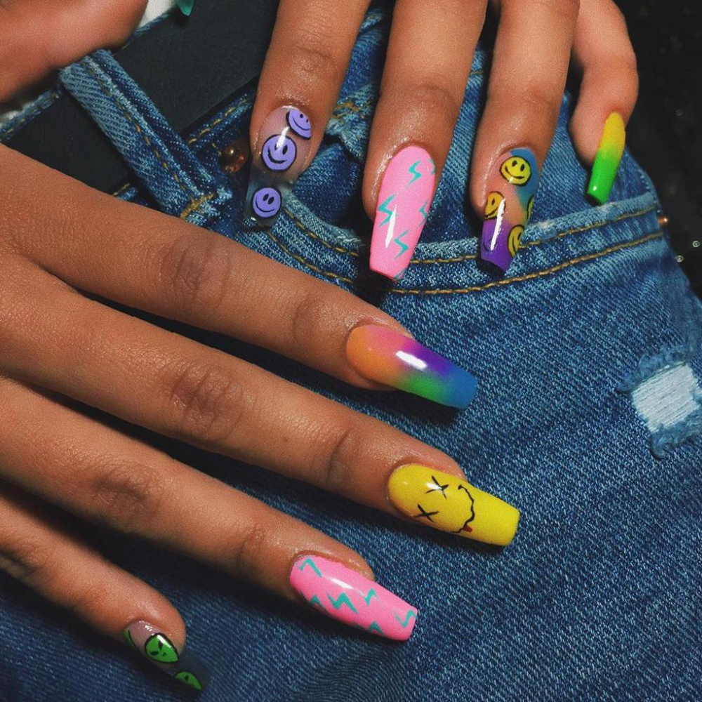 Pin By Ance On Nails In 2020 Pretty Acrylic Nails Nail Inspo Dream Nails
