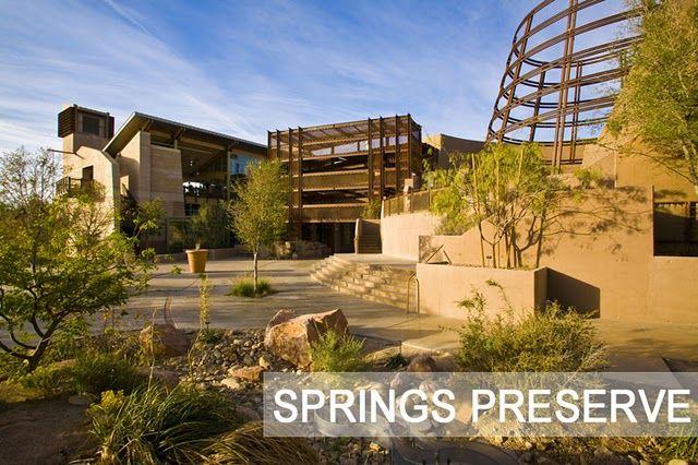 Eighteen25 Giveaway Springs Preserve Vegas Attractions Las Vegas With Kids Las Vegas