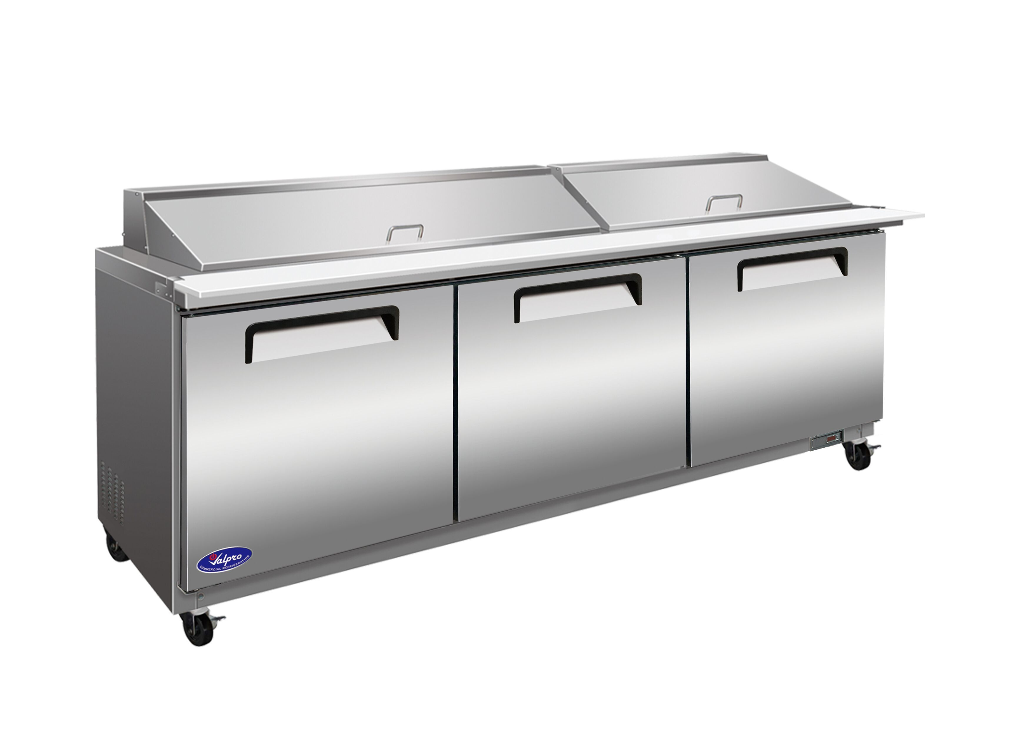 Commercial Refrigerated Sandwich Salad Mega Top Prep Table 72