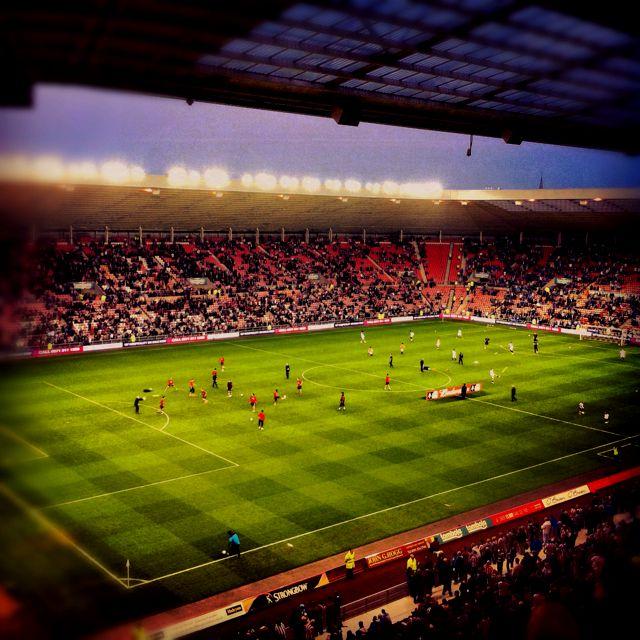 Stadium Of Lights: Stadium Of Light, Sunderland
