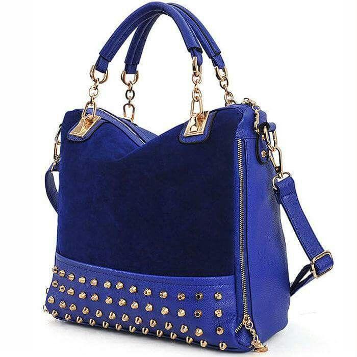 True Blue Handbag · Bougie Red Boutique · Online Store Powered by Storenvy.  Fashion Handbags 65b69c0e45