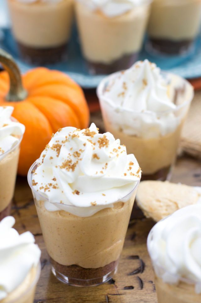 17 Delicious Ideas for Dessert Shooters