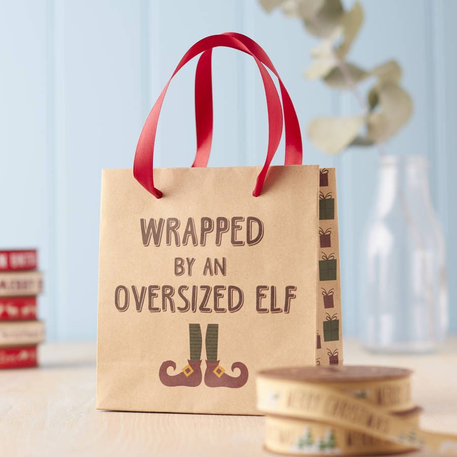 Elf Christmas Gift Bags.Top Party Favors For New Year S Eve Christmas Gift Bags